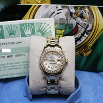 Rolex Lady-Datejust Pearlmaster occasion