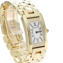 Audemars Piguet Promesse Yellow gold 20mm White Roman numerals United States of America, New York, Oyster Bay