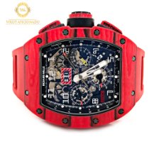 Richard Mille RM 011 RM011 Muy bueno Carbono Automático