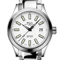 Ball Steel 40mm Automatic NM2026C-S23J-WH new