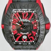 Franck Muller Conquistador GPG Titanium 57mm Black Arabic numerals United States of America, Florida, Miami