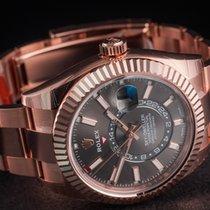 Rolex Sky-Dweller Or rose 42mm Gris