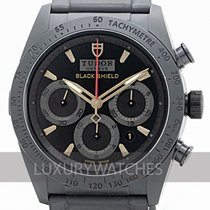 Tudor Fastrider Black Shield Керамика 42mm Чёрный