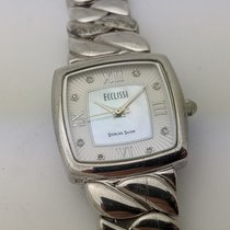 Meccaniche Veloci pre-owned Quartz 26mm Mother of pearl Sapphire crystal