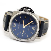 Panerai Luminor Due Titanium 38mm Blue United States of America, Florida, Aventura