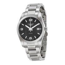 Longines Men's L27854566 Conquest Watch