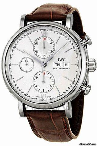 IWC Portofino Chronograph IW391007 2012 new