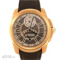 Cartier Calibre Ewiger Kalender Perpetual W7100029 B+P 2013 D