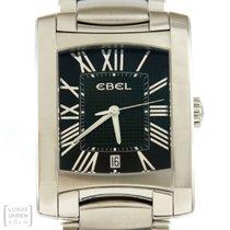 Ebel Uhr Brasilia Edelstahl Unisex Quarz E9255M41