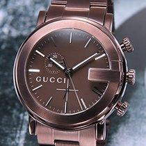 Gucci Acier 44mm Quartz YA101341 nouveau