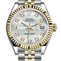 Rolex Lady-Datejust nuevo 2018 Automático Reloj con estuche y documentos originales 279173