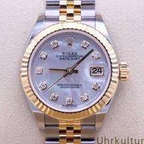 Rolex Lady-Datejust Gold/Stahl 28mm Deutschland, Duisburg/München/Linz