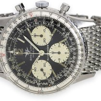 Breitling Wristwatch: Breitling Navitimer Ref.806 with rare...