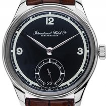 IWC Portugieser 75th Anniversary 8 Days Power Reserve Stahl...