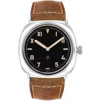 Panerai Radiomir 3 Days 47mm novo Corda manual Relógio com caixa e documentos originais PAM00424