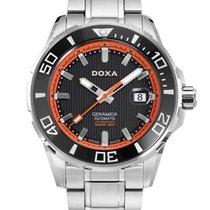 Doxa Into the Ocean D127SBO Men's Automatic Watch