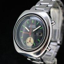 Seiko 5Sport Automatik Speed Timer - TOP Patina ref.463381...