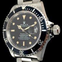 Rolex Submariner Date 16610 Ser. E Tiffany & Co. Full Set Like...