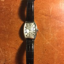 Franck Muller Steel Automatic 6850 SUNSET pre-owned