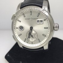 Ulysse Nardin Dual Time Manufacture Automatic Mens Watch...