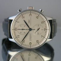 IWC Portuguese with Box and Papers