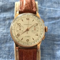 Chronographe Suisse Cie Chronograph Suisse 17 Rubis Antimagnetic occasion