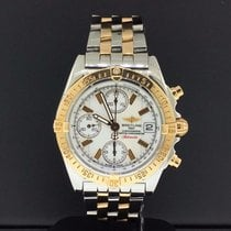 Breitling Chrono Cockpit 39mm White Roman numerals United States of America, New York, New York