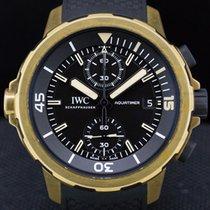 IWC IW379503 Aquatimer Chronograph Expedition Charles Darwin...