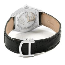 Cartier Tortue pre-owned 34mm White gold