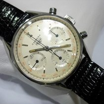 Heuer Cronografo 35,5mm Manuale 1965 usato
