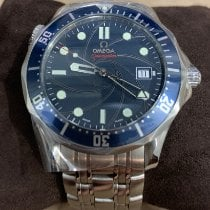 Omega Seamaster 2226.80.00 James Bond 007 Casino Royal Box Papers