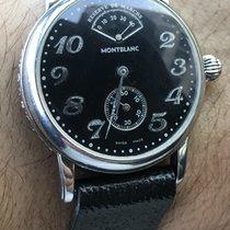 Montblanc Accesorios Reloj de caballero/Unisex usados Cuero