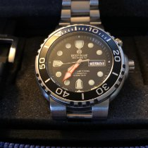 Deep Blue 45mm Automatic pre-owned