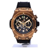 Hublot Big Bang Unico Bronze 45mm Transparent Arabic numerals