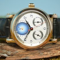 Christiaan v.d. Klaauw Or rose 40mm Remontage automatique occasion