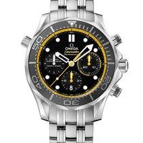 Omega Seamaster Diver 300 M 212.30.44.50.01.002 new