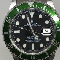 Rolex 16610LV Acier Submariner Date 40mm