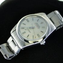 Rolex Milgauss Steel 38mm No numerals