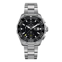 TAG Heuer Aquaracer 300M Steel 43mm Black Australia, Melbourne