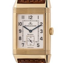 Jaeger-LeCoultre Reverso Grande Taille Yellow gold 26mm Silver Arabic numerals United States of America, Texas, Austin