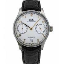 IWC Portuguese Automatic Silver