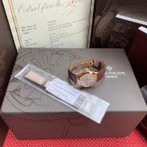 Patek Philippe Travel Time Rose gold 37mm White United Kingdom, Edgware