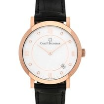 Carl F. Bucherer new Automatic Display Back 36mm Rose gold Sapphire Glass