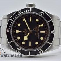Tudor 79230N Stahl 2016 Black Bay 41mm gebraucht Deutschland, Iffezheim