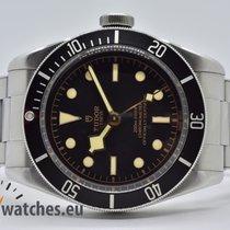 Tudor 79230N Stahl 2016 Black Bay 41mm gebraucht