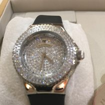 Technomarine Steel 28mm Quartz Technomarine Technolady 28mm full diamond new
