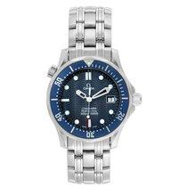 Omega Seamaster Diver 300 M Acero 36.2mm Azul