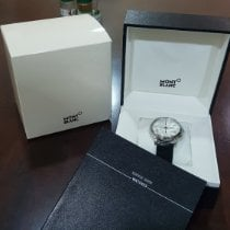 Montblanc Steel 43mm Automatic 114855 pre-owned Malaysia, Kuala lumpur