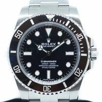 Rolex Submariner (No Date) Steel 40mm Black No numerals Singapore, Singapore