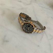 Rolex GMT-Master II Gold/Steel 40mm Black No numerals Australia, mount waverley